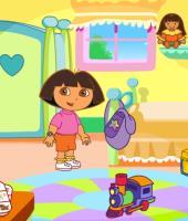 Онлайн игры для детей Даша и башмачок играть сейчас